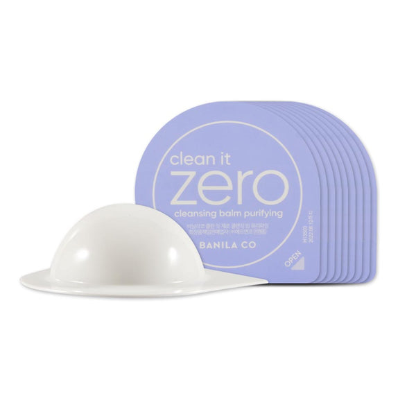 [Sample] [Banila Co] Clean It Zero Cleansing Balm #Purifying 4g x 10PCS