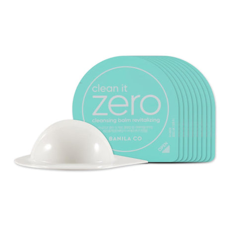 [Sample] [Banila Co] Clean It Zero Cleansing Balm #Revitalizing 4g X 10PCS