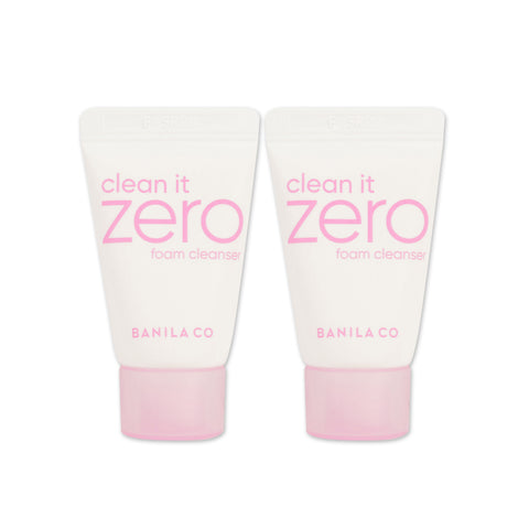 [Sample] [Banila Co] Clean It Zero Foam Cleanser x 2PCS