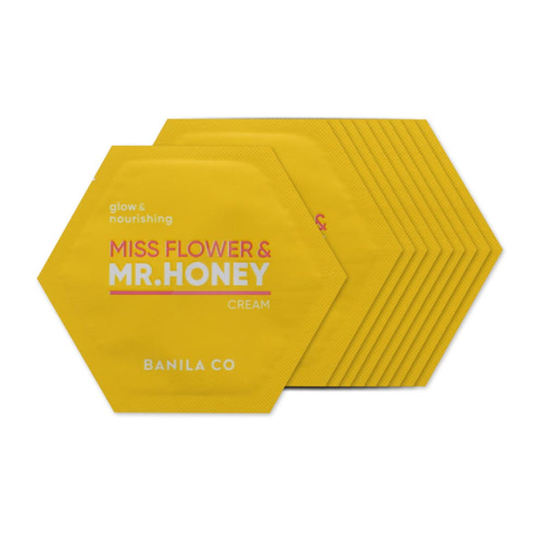 [Sample] [Banila Co] Miss Flower & Honey Cream X 10PCS