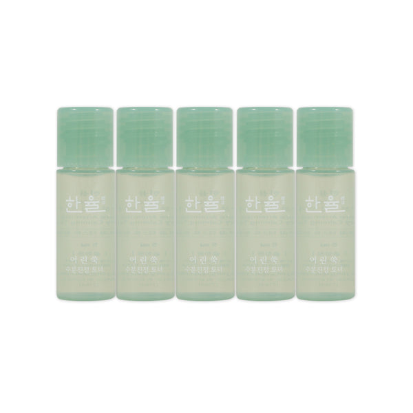 [Sample] [Hanyul] Pure Artemisia Watery Calming Toner x 5PCS
