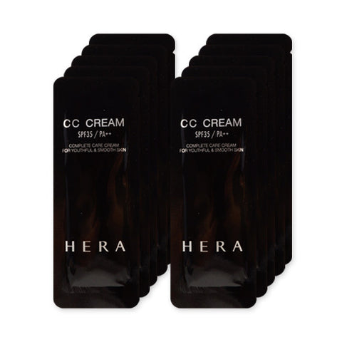 [Sample] [Hera] CC Cream #17 x 10PCS - Cosmetic Love
