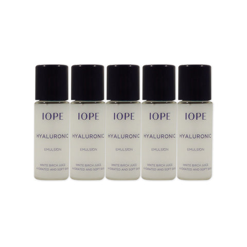 [Sample] [IOPE] Hyaluronic Emulsion x 5PCS