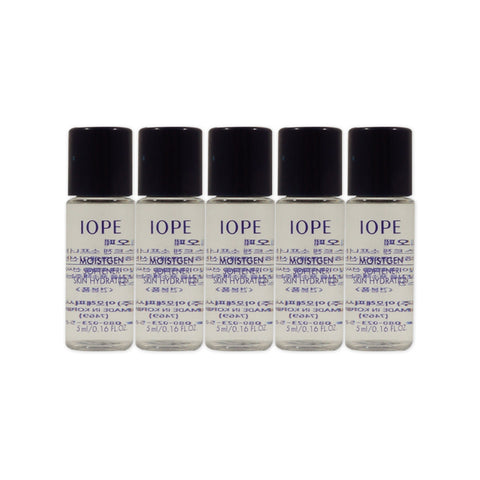 [Sample] [IOPE] Mositgen Softner Skin Hydration x 5PCS - Cosmetic Love