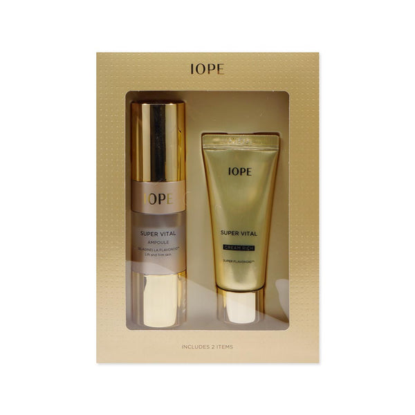 [Sample] [IOPE] Super Vital VIP Special Gift Rich