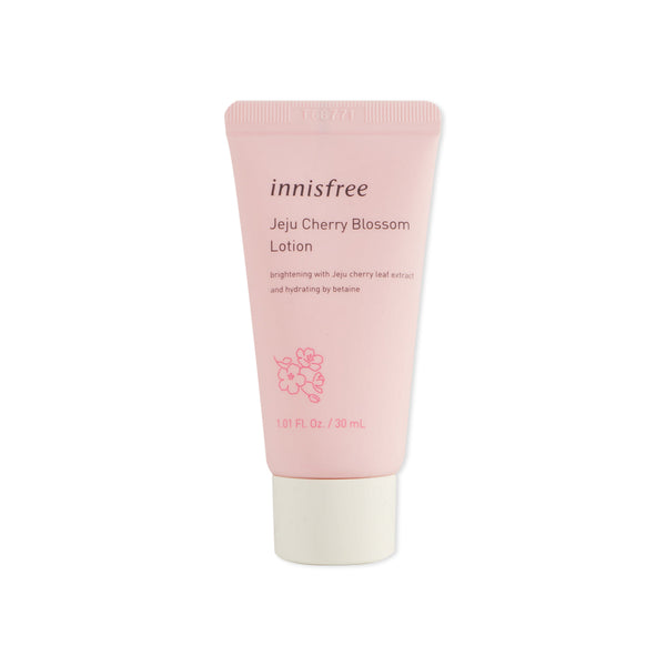 [Sample] [Innisfree] Jeju Cherry Blossom Lotion 30ml