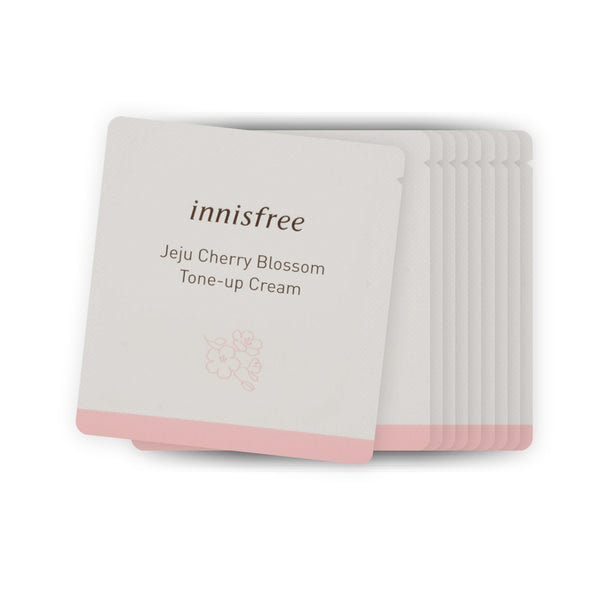 [Sample] [Innisfree] Jeju Cherry Blossom Tone Up Cream x 10PCS