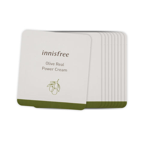 [Sample] [Innisfree] Olive Real Power Cream x 10PCS