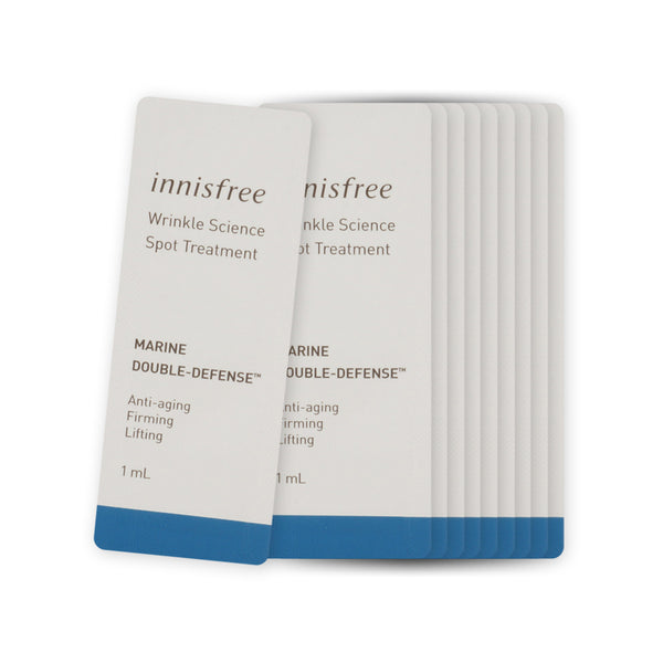 [Sample] [Innisfree] Wrinkle Science Spot Treatment x 10PCS