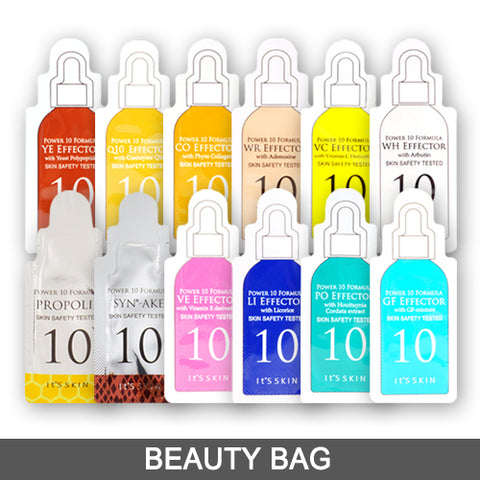 [SET][Sample] [It's Skin] Power 10 Formula Effector SET (24PCS)