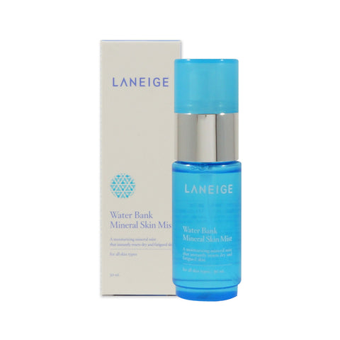 [Sample] [Lanegie] Water Bank Mineral Skin Mist 30ml - Cosmetic Love