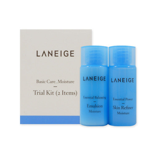 [Sample] [Laneige] Basic Care Kit_Moisture (2 Items) - Cosmetic Love