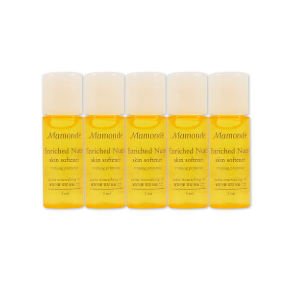 [Sample] [Mamonde] Enriched Nutri Skin Softener x 5PCS