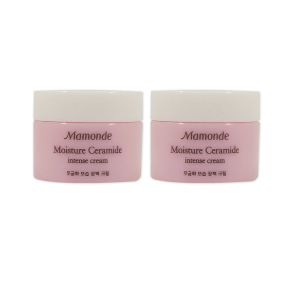 [Sample] [Mamonde] Moisture Ceramide Intense Cream 15ml x 2PCS - Cosmetic Love