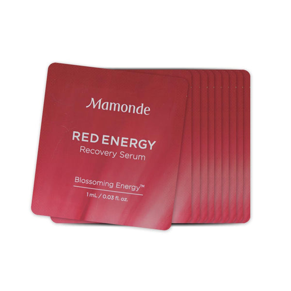[Sample] [Mamonde] Red Energy Recovery Serum X 10PCS