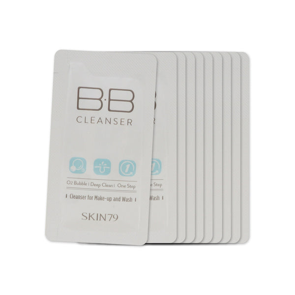 [Sample] [Skin79] BB Cleanser x 10PCS - Cosmetic Love