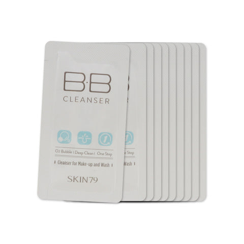 [Sample] [Skin79] BB Cleanser x 10PCS