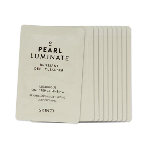 [Sample] [Skin79] Pearl Luminate Brilliant Deep Cleanser x 10PCS
