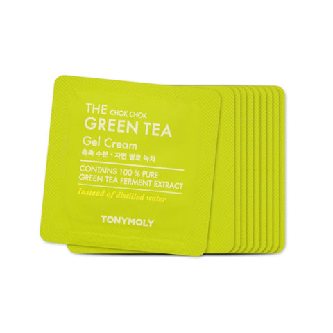 [Sample] [Tonymoly] The Chok Chok Gel Cream X 10PCS