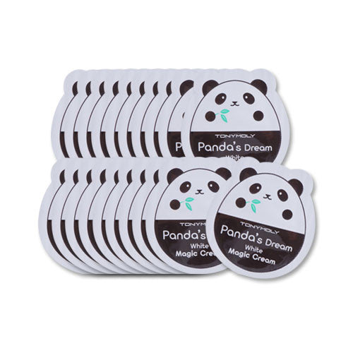[Sample][Tonymoly] Panda's Dream White Magic Cream x 20PCS - Cosmetic Love