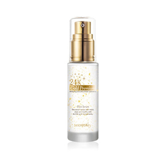 [Secret Key] 24K Gold Premium First Serum 30ml - Cosmetic Love