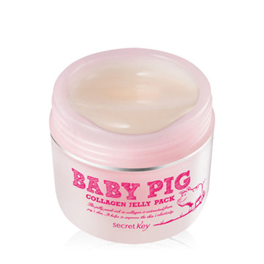 [Secret Key] Baby Pig Collagen Jelly Pack 100g - Cosmetic Love