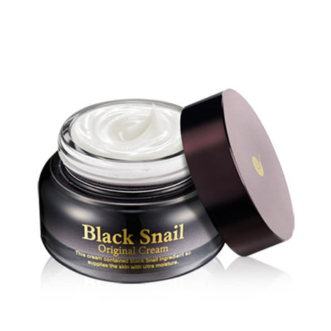 [Secret Key] Black Snail Original Cream 50g - Cosmetic Love
