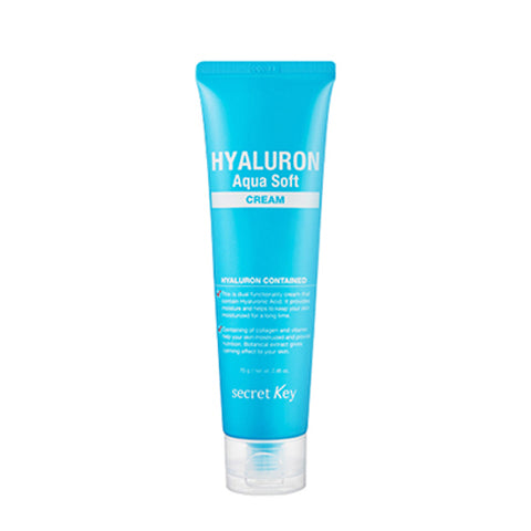 [Secret Key] Hyaluron Aqua Soft Cream 70g