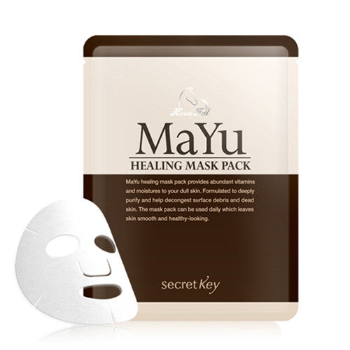 [Secret Key] Mayu Healing Mask Pack - Cosmetic Love