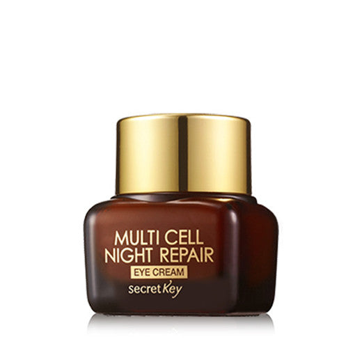 [Secret Key] Multi Cell Night Repair Eye Cream 15g - Cosmetic Love