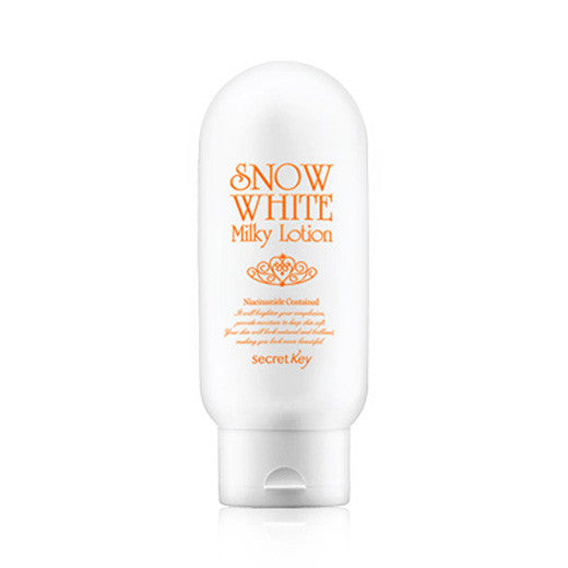 [Secret Key] Snow White Milky Lotion 120g - Cosmetic Love