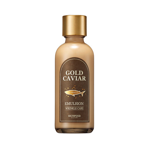 [Skin Food] Gold Caviar Emulsion 160ml