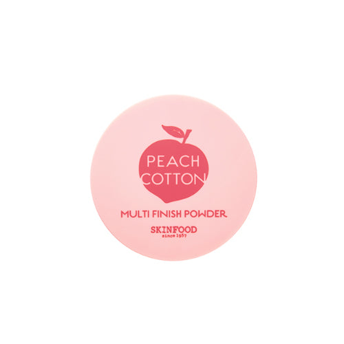 [Skin Food] Peach Cotton Multi Finish Powder 5g - Cosmetic Love