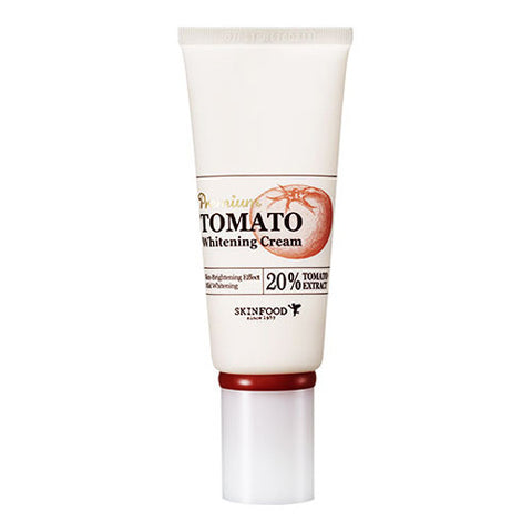 [Skin Food] Premium Tomato Whitening Cream (Skin-Brightening Effects) 50g - Cosmetic Love