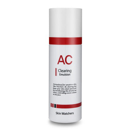 [Skin Watchers] AC Clearing Emulsion 125ml - Cosmetic Love