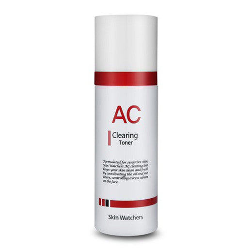 [Skin Watchers] AC Clearing Toner 125ml - Cosmetic Love