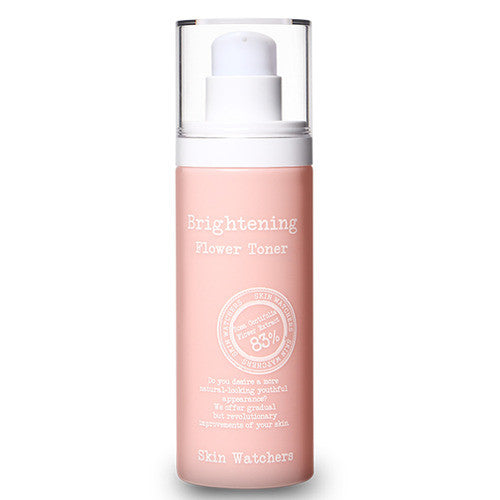[Skin Watchers] Brightening Flower Toner 125ml - Cosmetic Love