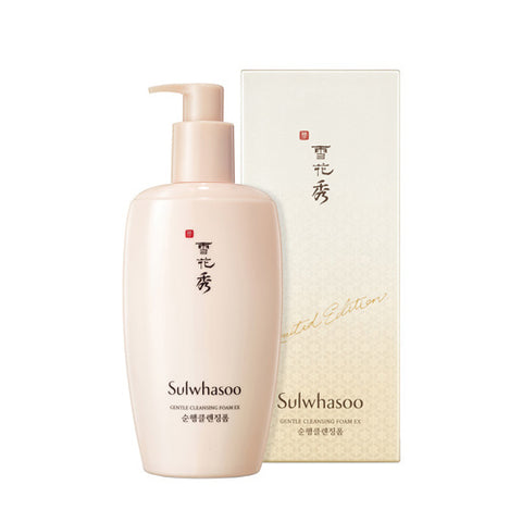 [Sulwhasoo] Gentle Cleansing Foam [Limited] 400ml
