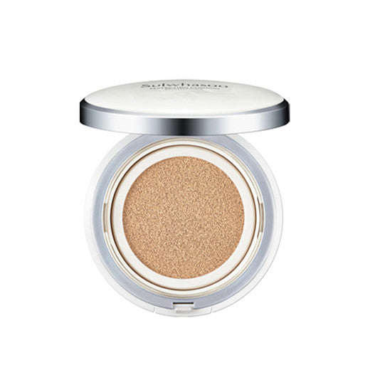 [Sulwhasoo] Perfecting Cushion Brightening SPF50+/ PA+++ 15g+15g(Refill) - Cosmetic Love