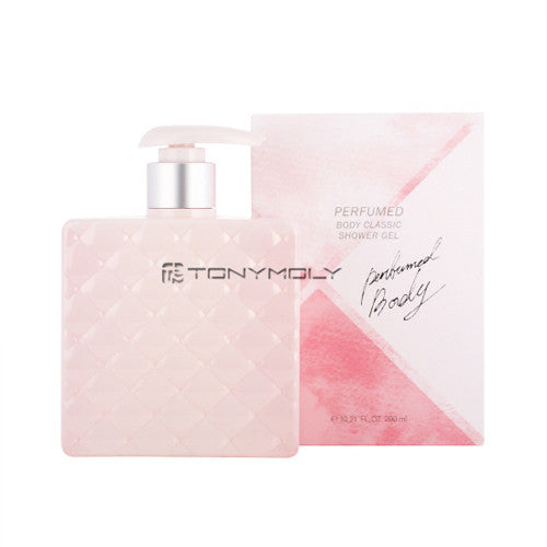 [Tonymoly] Perfumed Body Classic Shower Gel 290ml - Cosmetic Love