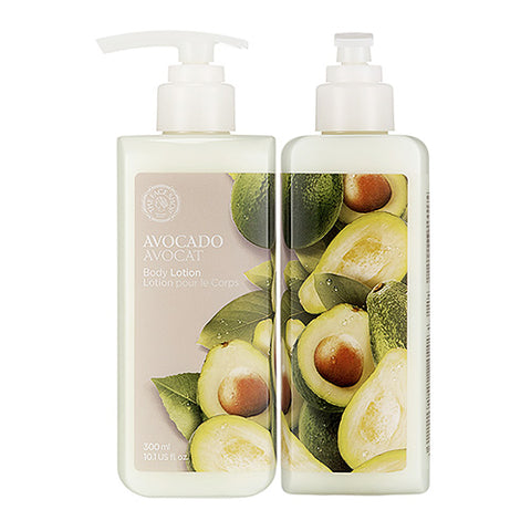 [The Face Shop] Avocado Body Lotion 300ml