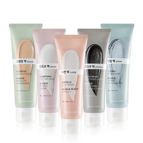 [The Face Shop] Baby Face Pack 50ml - Cosmetic Love