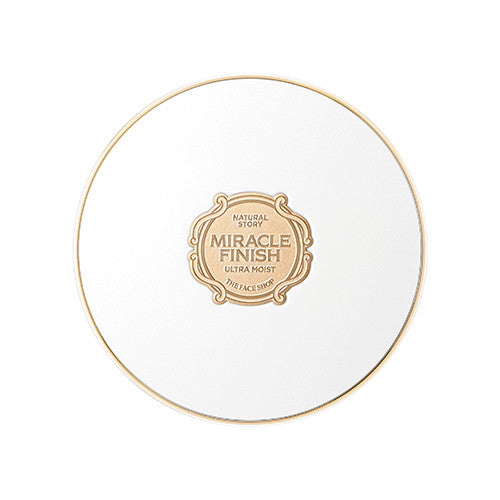 [The Face Shop] CC Ultra Moist Cushion SPF50+ PA+++ 15g (2016) - Cosmetic Love