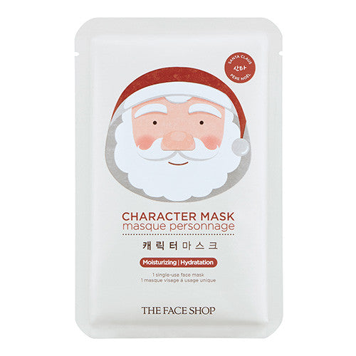 [The Face Shop] Character Mask Holiday Edition 23g - Cosmetic Love