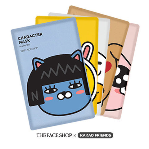 The Face Shop Kakao Friends Edition