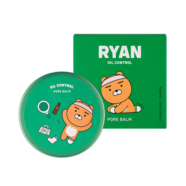 [The Face Shop] Club RYAN Oil Control Pore Balm 17g