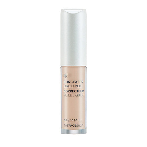[The Face Shop] Concealer Liquid Veil - Cosmetic Love