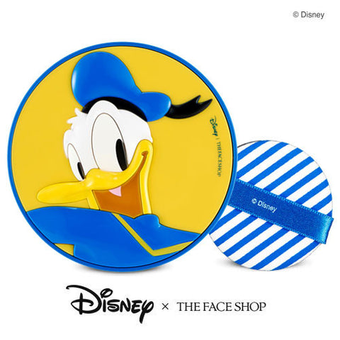 [The Face Shop] Disney BB Power Perfection Cushion SPF50+ PA+++ (Donald Duck) 15g
