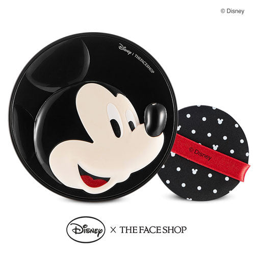 [The Face Shop] Disney BB Power Perfection Cushion SPF50+ PA+++ - Cosmetic Love