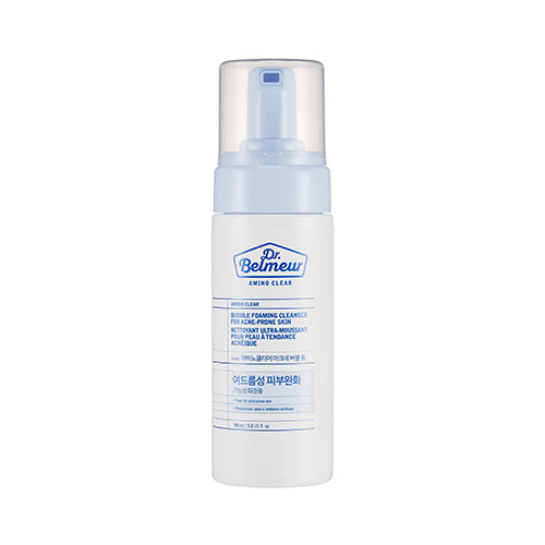 [The Face Shop] Dr.Belmeur Amino Clear Acne Bubble Faom 150ml